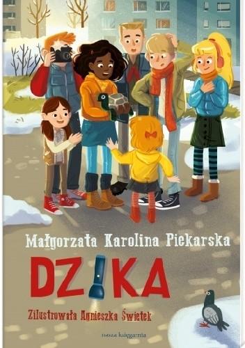 Okładka książki Dzika