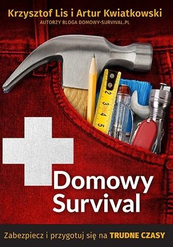Okładka książki Domowy survival