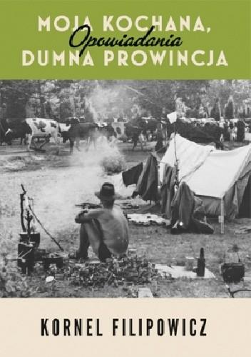Okładka książki Moja kochana, dumna prowincja. Opowiadania