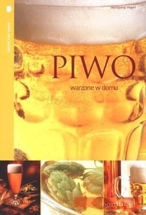 Okładka książki Piwo warzone w domu