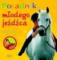 Okładka książki Poradnik młodego jeźdźca