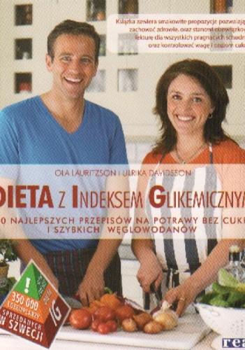 Okładka książki Dieta z indeksem glikemicznym