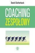 Okładka książki Coaching zespołowy