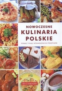 Okładka książki Nowoczesne kulinaria polskie