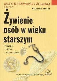 Okładka książki Żywienie osób w wieku starszym