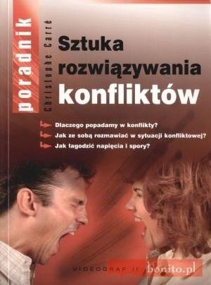 Okładka książki Sztuka rozwiązywania konfliktów