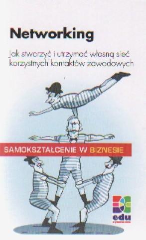 Okładka książki Networking.............