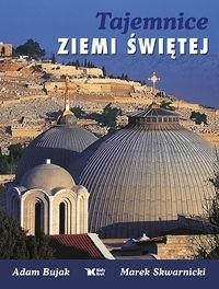Okładka książki Tajemnice ziemi świętej