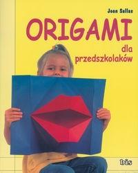 Okładka książki Origami dla przedszkolaków
