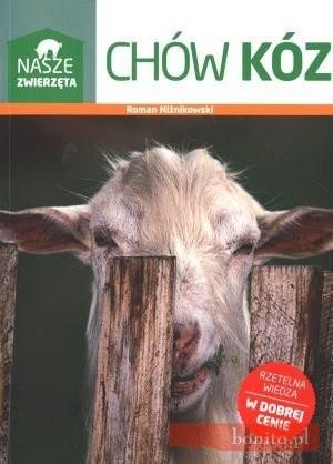 Okładka książki Chów kóz