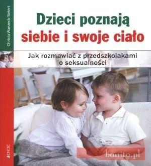 Okładka książki Dzieci poznają siebie i swoje ciało