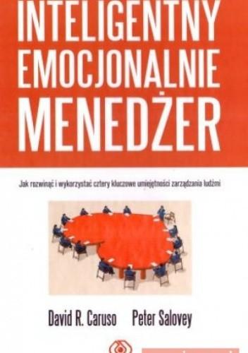 Okładka książki Inteligentny emocjonalnie menedżer
