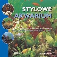 Okładka książki Stylowe Akwarium