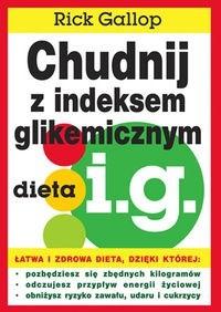 Okładka książki Chudnij Z Indeksem Glikemicznym