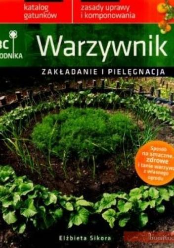 Okładka książki Warzywnik