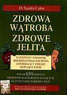 Okładka książki zdrowa wątroba, zdrowe jelita