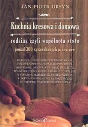 Okładka książki Kuchnia kresowa i domowa