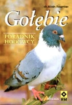 Okładka książki Gołębie. Poradnik hodowcy