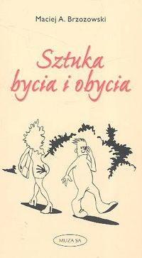 Okładka książki Sztuka bycia i obycia