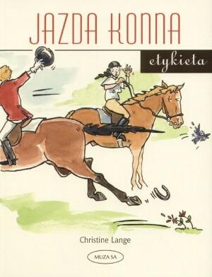 Okładka książki Jazda konna. Etykieta