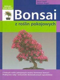 Okładka książki Bonsai z roślin pokojowych