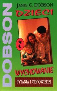 Okładka książki Dzieci i wychowanie