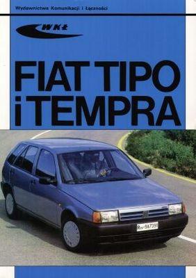 Okładka książki Fiat Tipo i Tempra