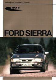 Okładka książki Ford Sierra