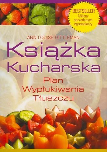 Okładka książki Książka kucharska Plan wypłukiwania tłuszczu