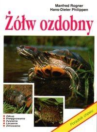 Okładka książki Żółw ozdobny