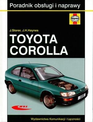 Okładka książki Toyota Corolla