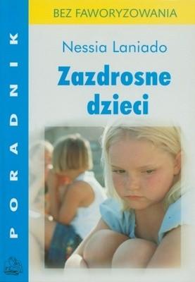 Okładka książki Zazdrosne dzieci