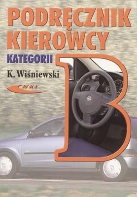 Okładka książki Podręcznik kierowcy kategorii B