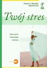 Okładka książki Twój stres