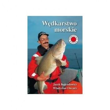 Okładka książki Wędkarstwo morskie