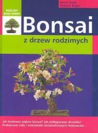 Okładka książki Bonsai z drzew rodzimych