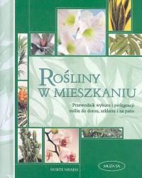 Okładka książki Rośliny w mieszkaniu