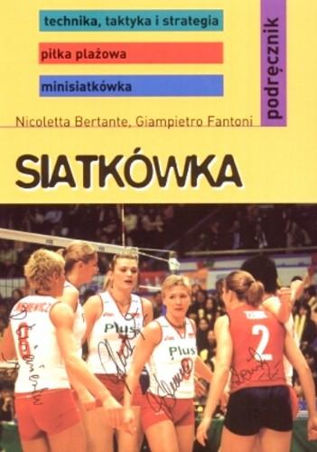 Okładka książki Siatkówka