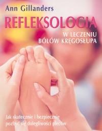 Okładka książki Refleksologia w leczeniu bólów kręgosłupa