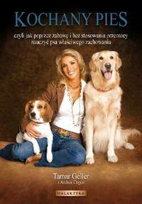 Okładka książki Kochany pies