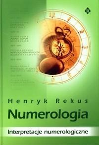 Okładka książki Numerologia interpretacje numerologiczne