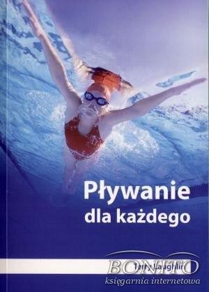 Okładka książki Pływanie dla każdego
