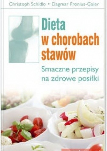 Okładka książki Dieta w chorobach stawów.