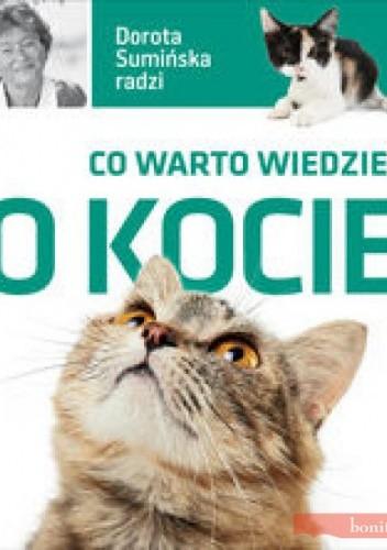 Okładka książki Co warto wiedzieć o kocie