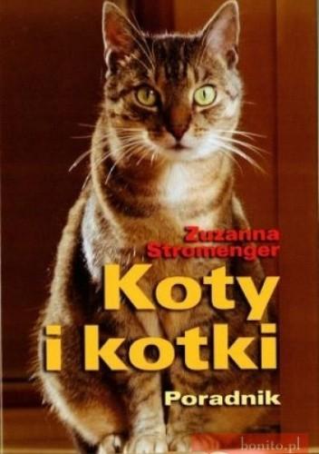Okładka książki Koty i kotki. Poradnik