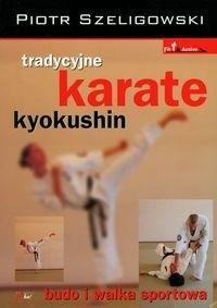 Okładka książki Tradycyjne karate kyokushin