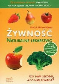 Okładka książki Żywność naturalne lekarstwo