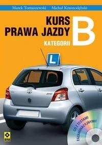 Okładka książki Kurs Prawa Jazdy Kategorii B
