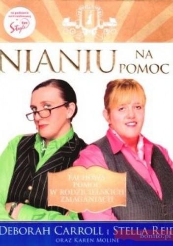 Okładka książki Nianiu na pomoc!