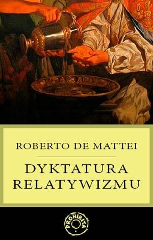 Okładka książki Dyktatura relatywizmu
